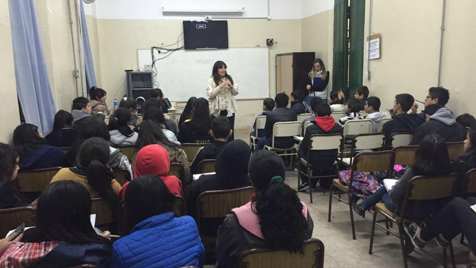 Grooming: m�s de 300 alumnos hicieron consultas