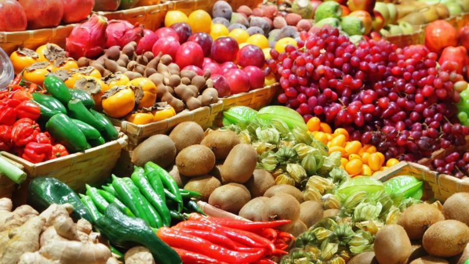 Los precios de Frutas y Verduras continúan en alza