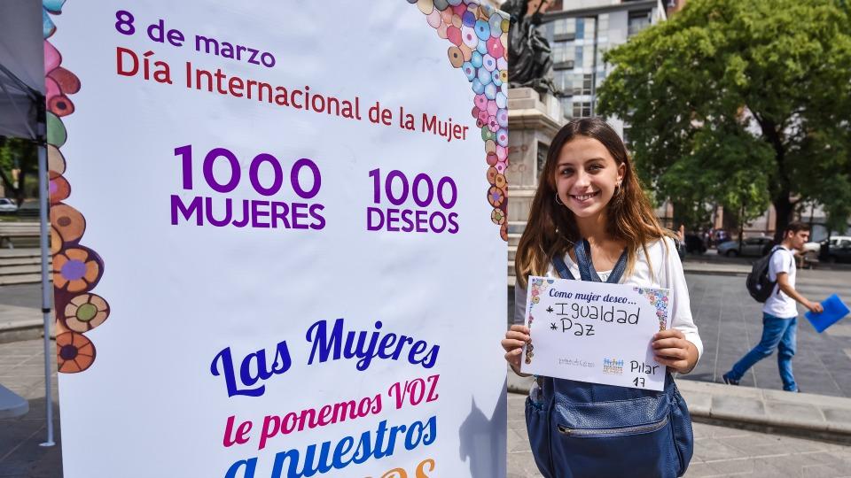 """Campaña """"Mis Derechos, Mis Deseos"""""""