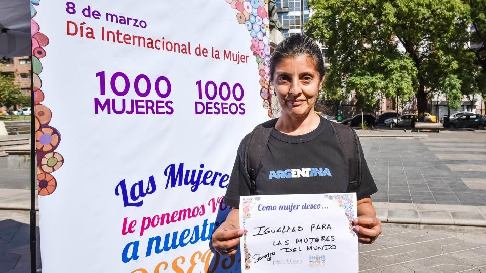 """""""Día Internacional de la Mujer"""""""