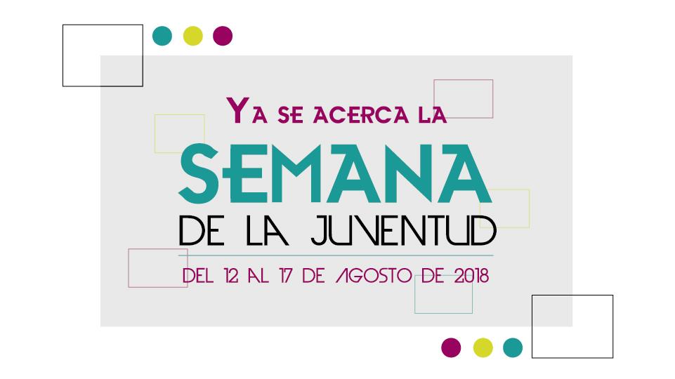 Defensoría presenta la Semana de la Juventud